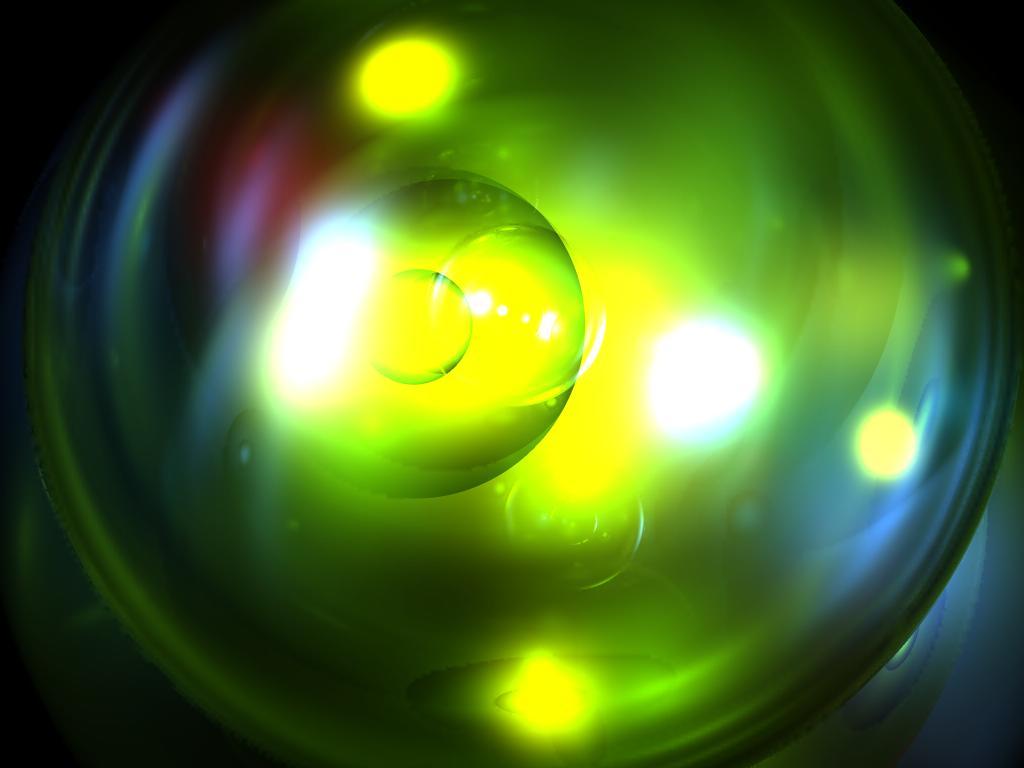 Sphere, Glas, Licht