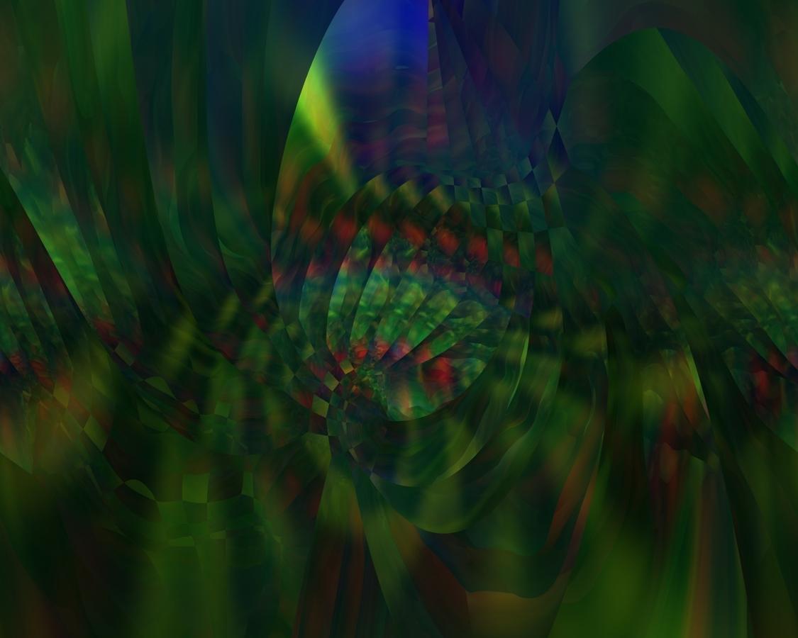 Hintergrundbild - Abstrakt I