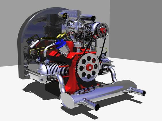 VW Boxermotor