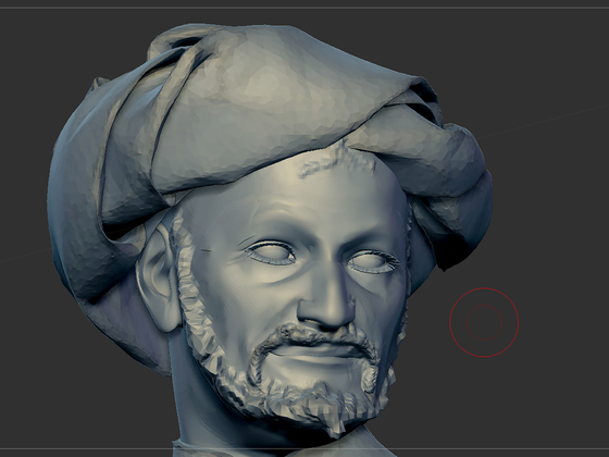 Portrait: Nasreddin Effendi