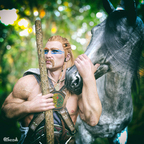 Gallischer Krieger (jung)