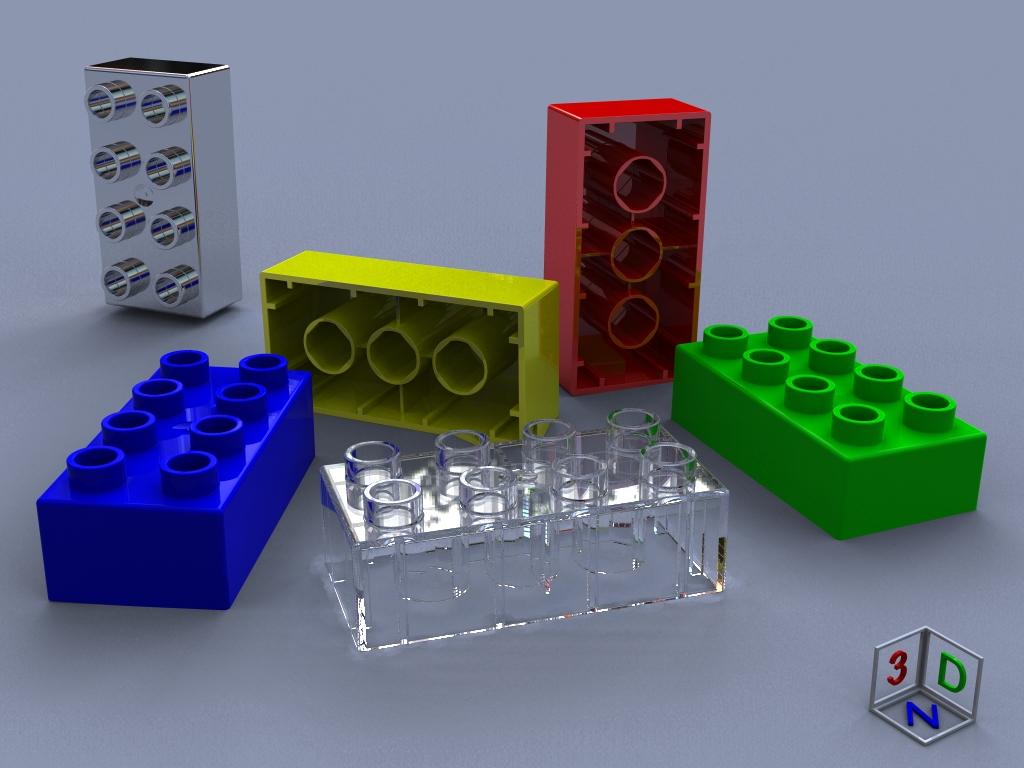 Lego Duplo Still-Leben