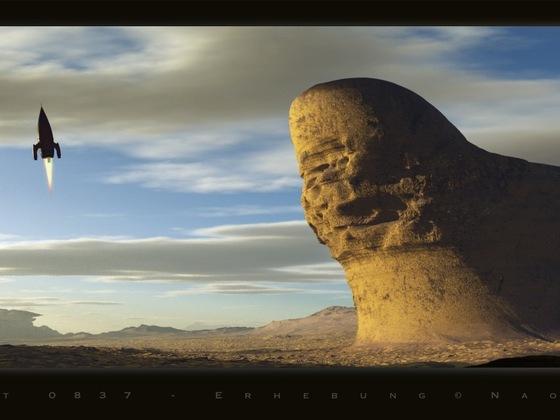 Planet 0837 - Erhebung