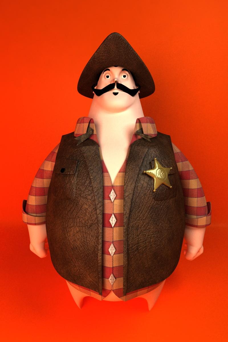 Sheriff  W.I.P