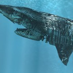 Untoter Hai frei nach Fluch der Karibik 5 Fanart