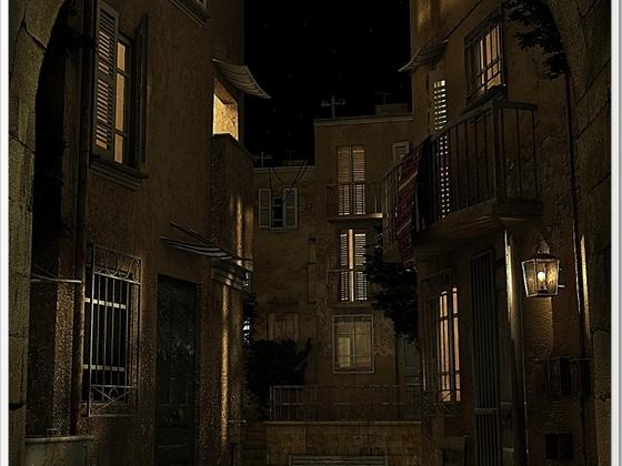 Backstreet Night