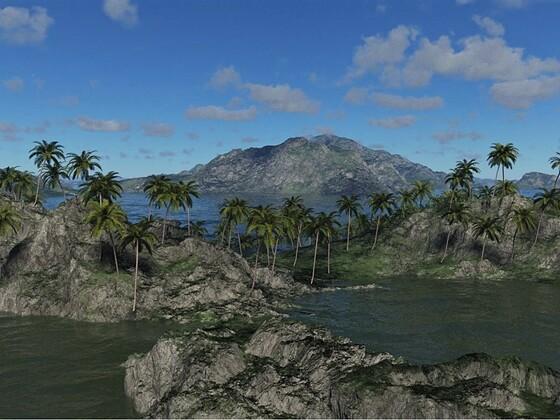 2021 8 Landschaft Tropen B