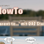 HowTo: parent to mit DAZStudio