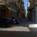 Parkplatzsorgen in Italien