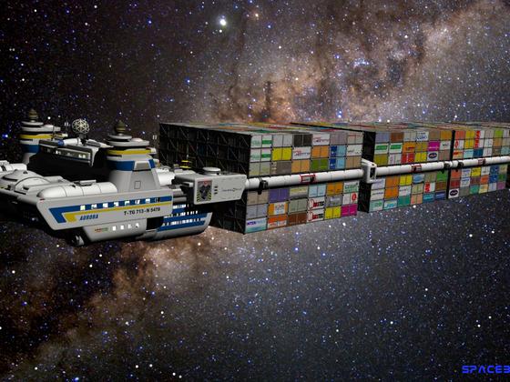 Cargo Liner Aurora 2