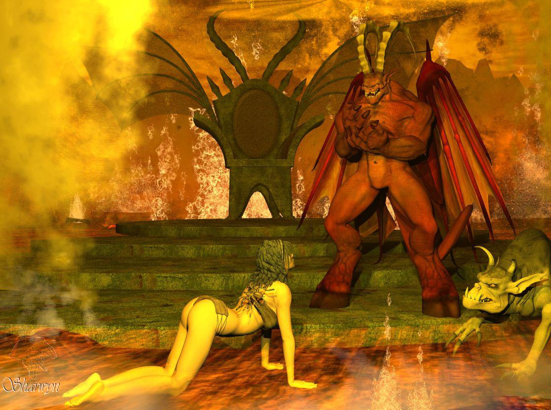 Vorstellungsgespräch in der Hölle
