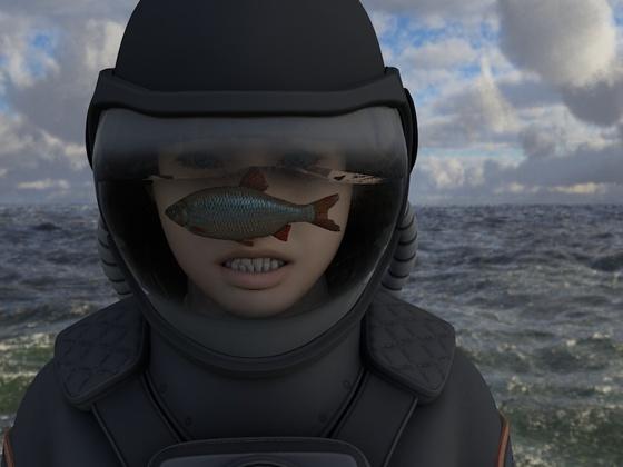 Neulich am Meer