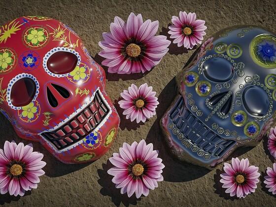 Totenmasken