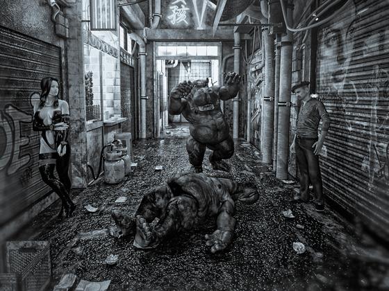 Backstreet Brutallity