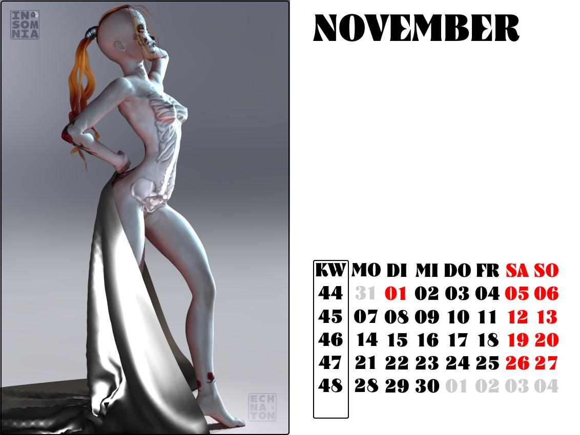 INSOMNIA 2011 - November