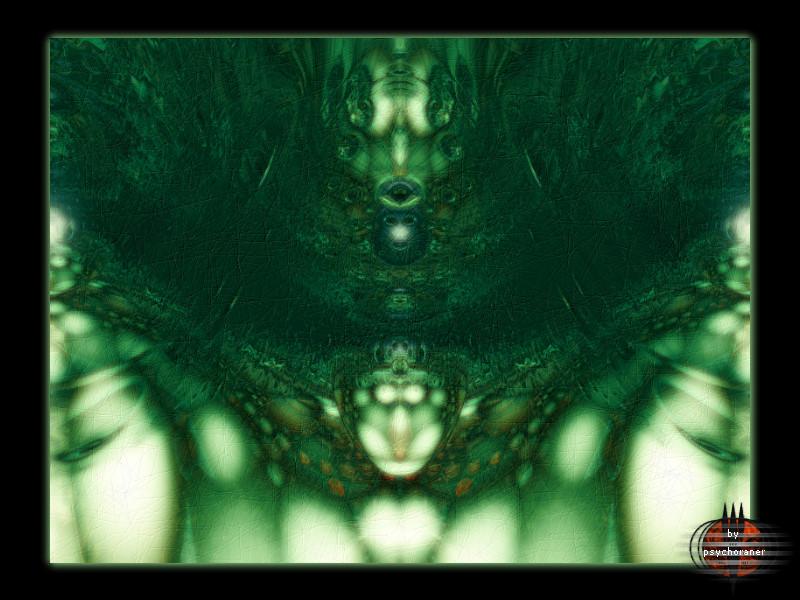 Abstrakt // (Mini-Serie v2-5) Die Brutstätte