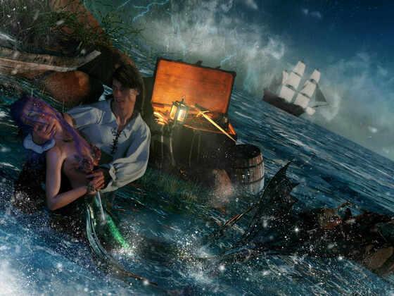 Der Fluch der Meerjungfrau
