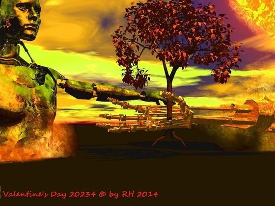 Fantasy Valentine's Day 20234 © by RH 2014