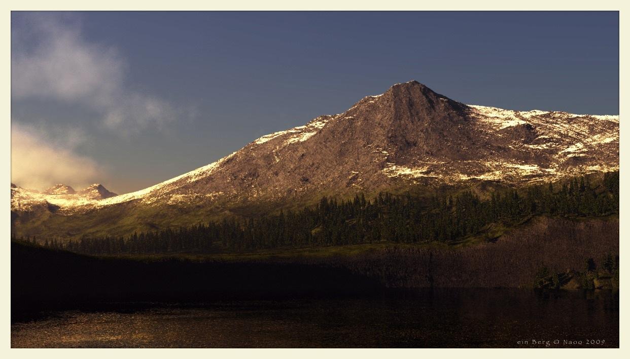 ein Berg