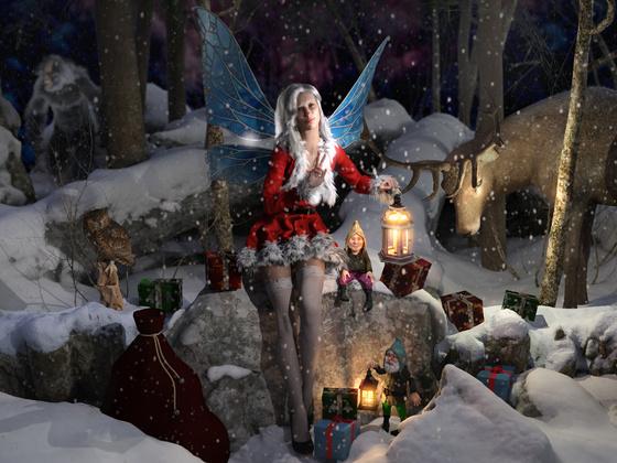 Santas Verschwundene Geschenke