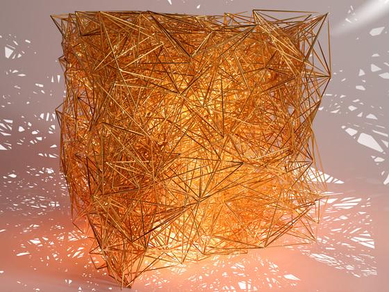 Plexus-Cube Licht