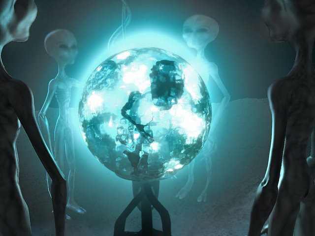 Alien Geburt