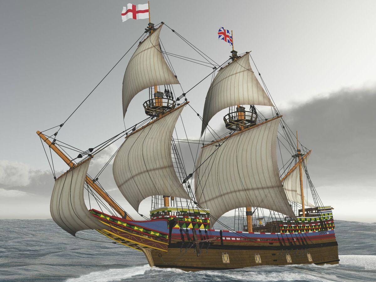 Mayflower 1618