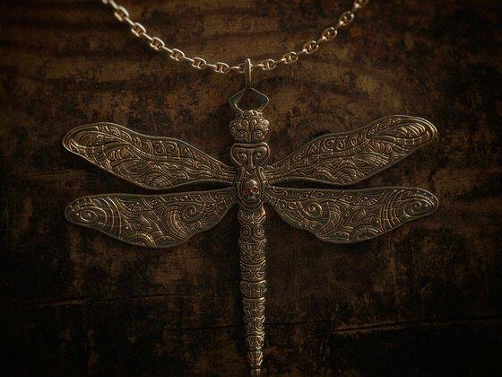 Dragonfly Anhänger