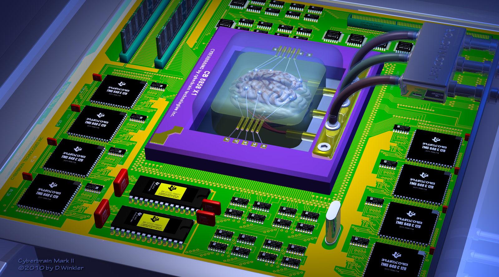 Cyberbrain MK II