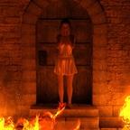 Vergessen in der Flammenhölle