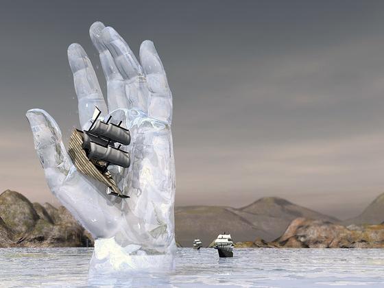 Poseidons Hand
