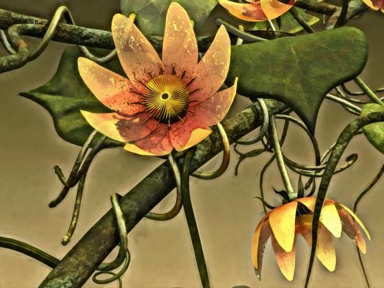 Pflanzenstengel 04