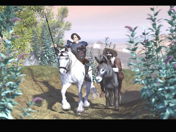 Don Quichote der Herr von La Mancha