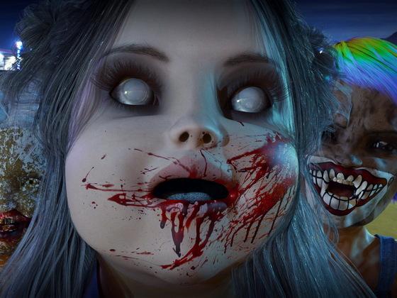 Wenn an Halloween, abends, die lieben Kindlein bei Dir klingeln, ...