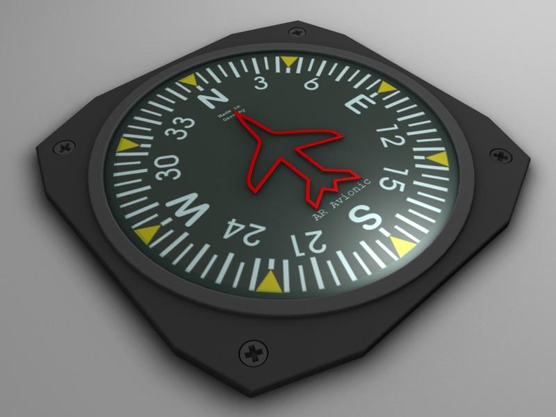 Flugkompass