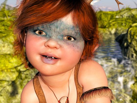 Mara Portrait