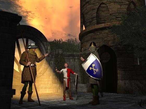Die alten Rittersleut
