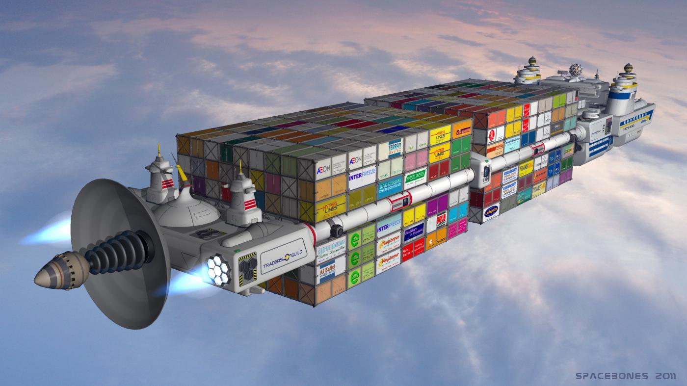 Cargo Liner Aurora 1