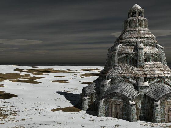 """Septe in Castle Black - """"Game of Thrones"""" von 2009"""