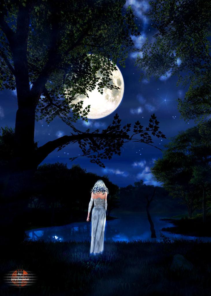 Durch die Nacht (geistern)