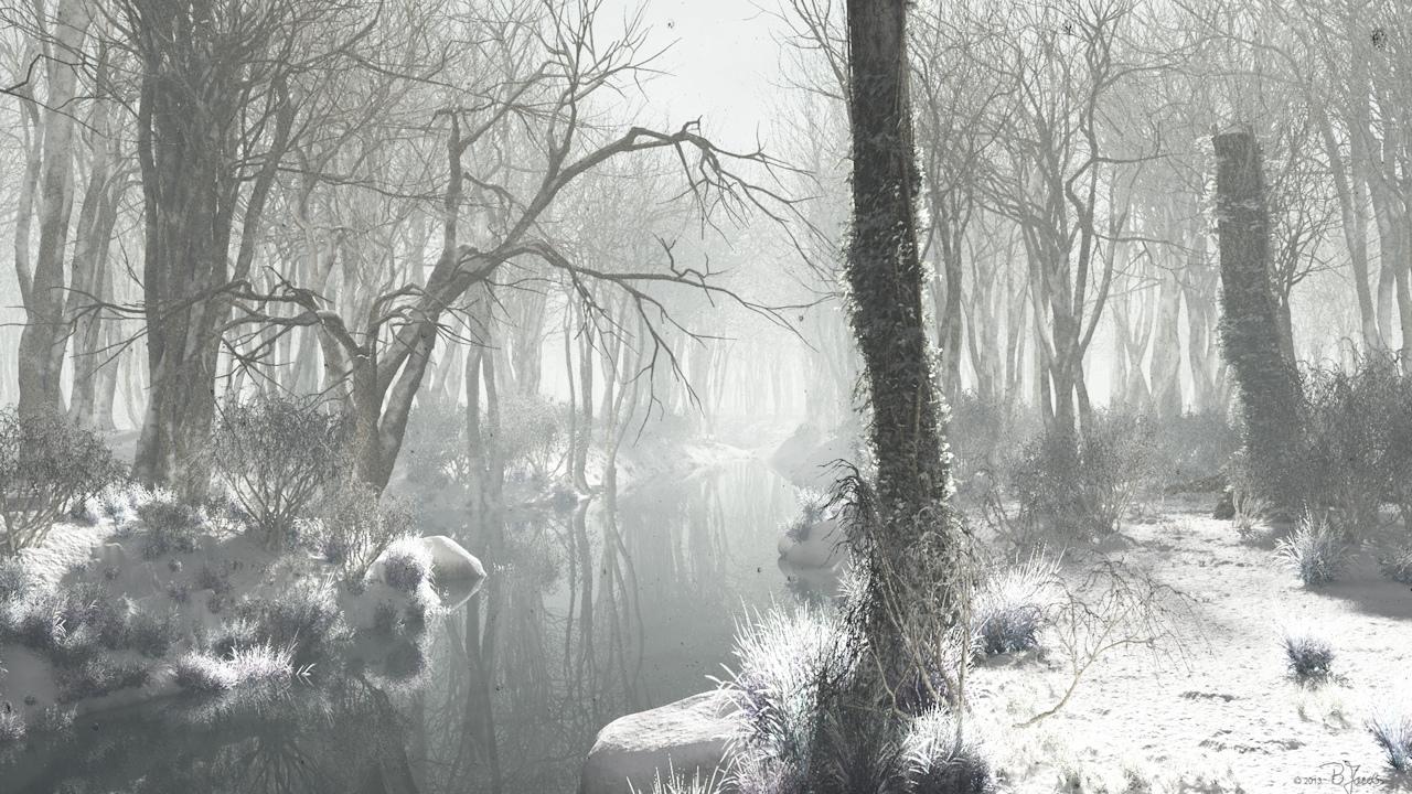 Winterauenwald
