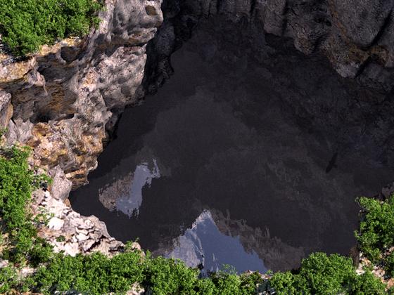 Arons Kliff