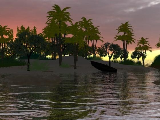 Isla Nube