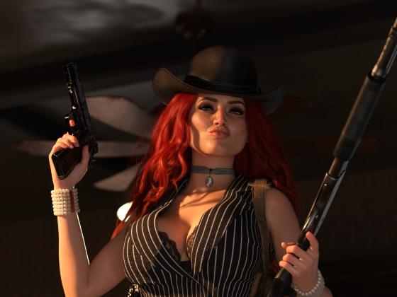 Mafia Miss Fortune