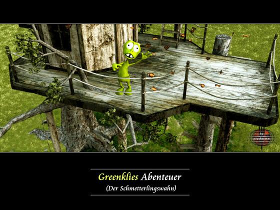 Greenklies Abenteuer (6): Schmetterlingswahn
