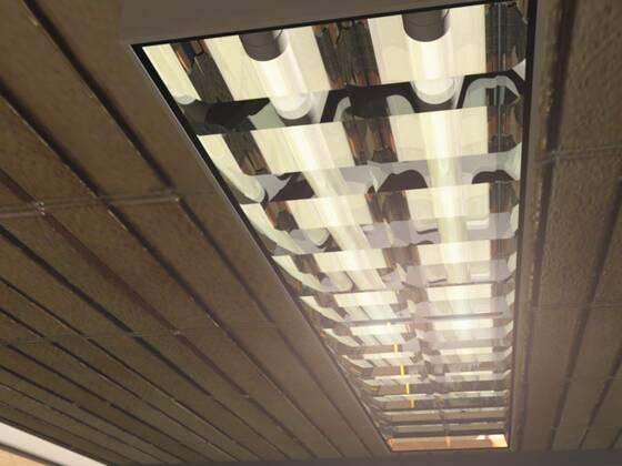 Moderne Deckenlampe