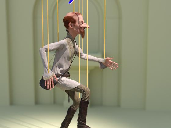 Marionettenglück