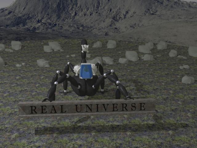 Bauroboter mit AOI
