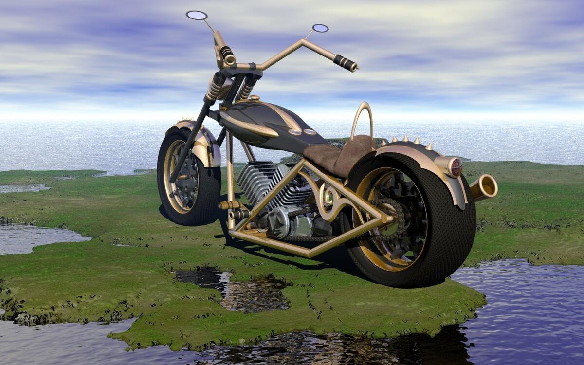 Bryce chopper
