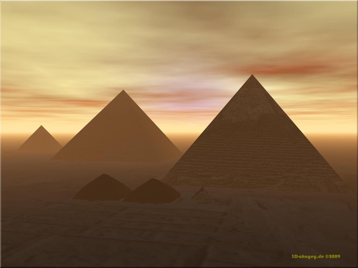 Noch`ne Pyramide